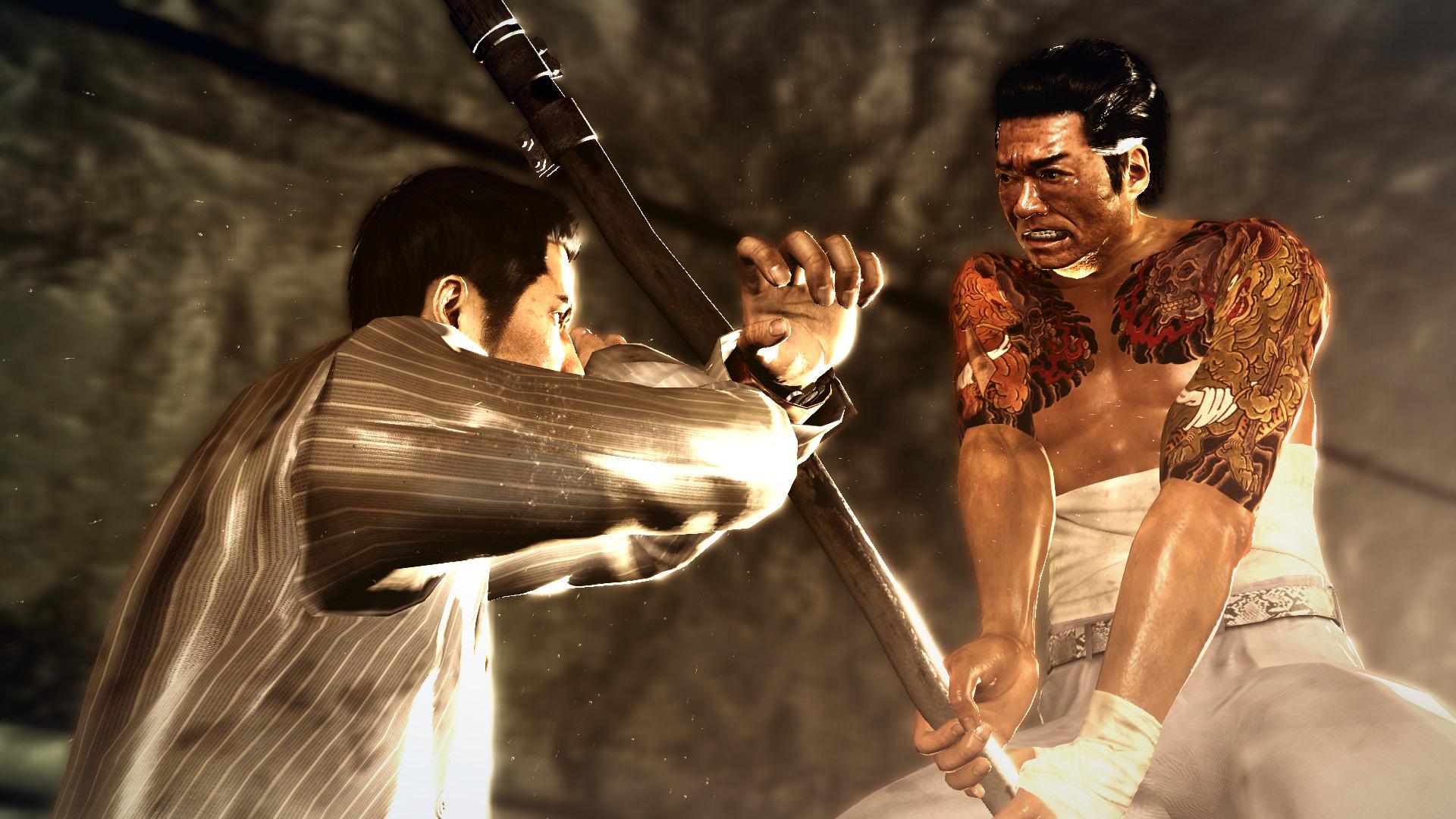 Yakuza 0 is five bucks in Sega's 'Best of Japan' Steam sale screenshot