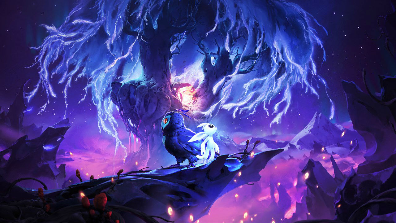 Review: Ori and the Will of the Wisps screenshot