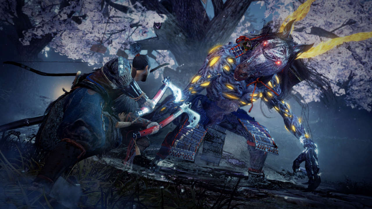After its many demos, are you still interested in Nioh 2? screenshot