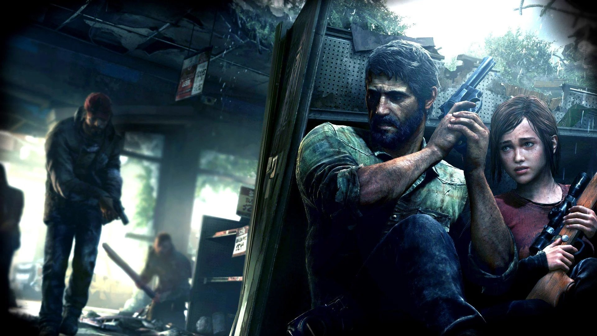 The Last of Us is getting its own HBO TV series screenshot
