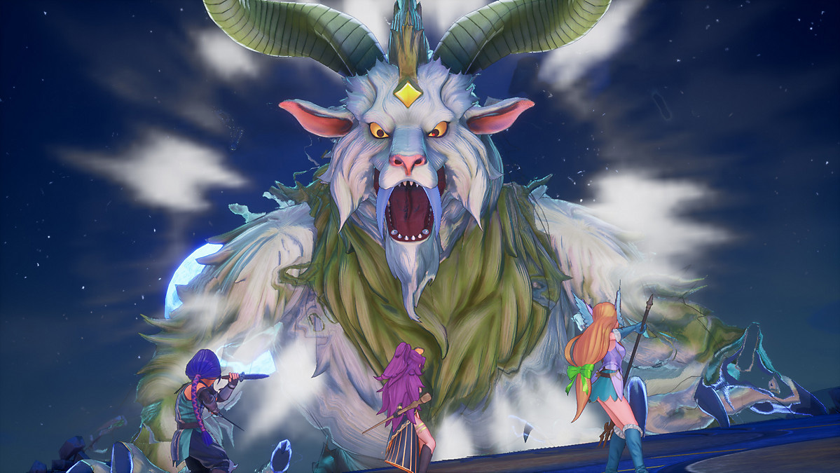 Don't sleep on Trials of Mana, Square Enix's other April remake screenshot