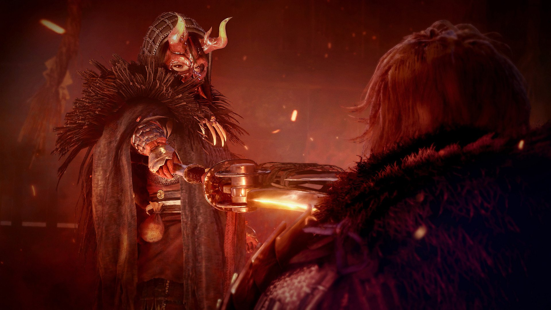 Review: Nioh 2 screenshot