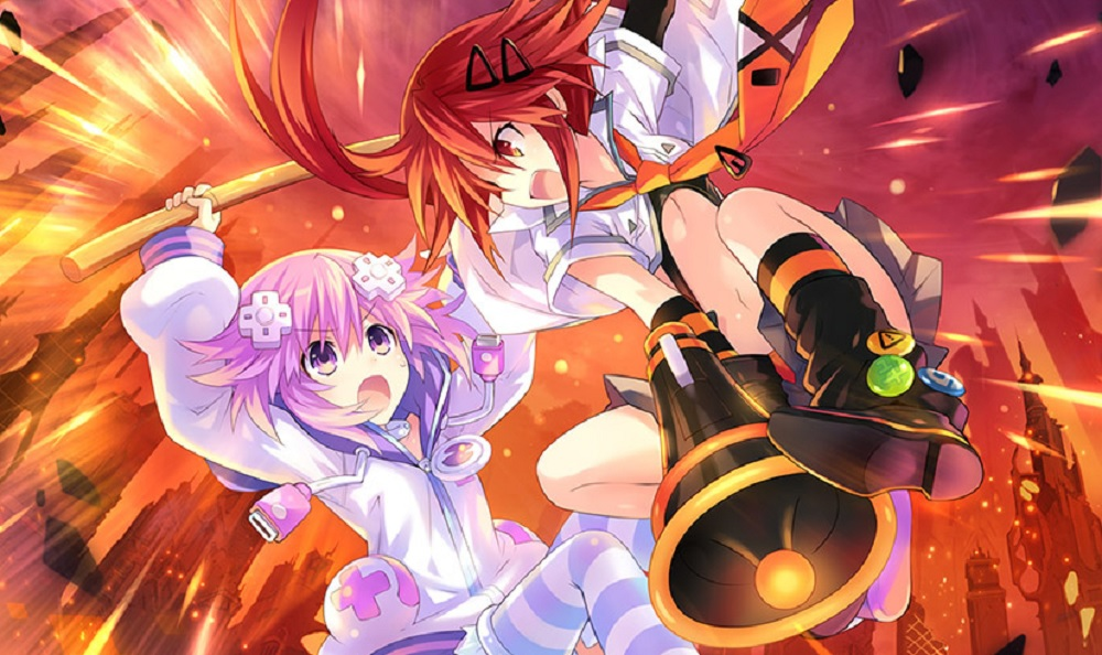 Megadimension Neptunia VII for Switch appears on Korean ratings board screenshot