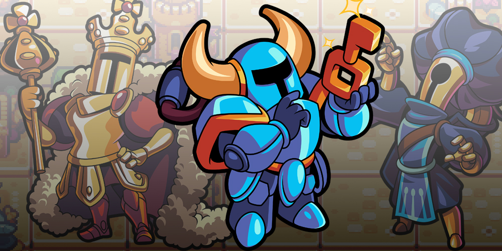 Shovel Knight devs 'flattered' at the notion that they started the indie game 'knight trend' screenshot