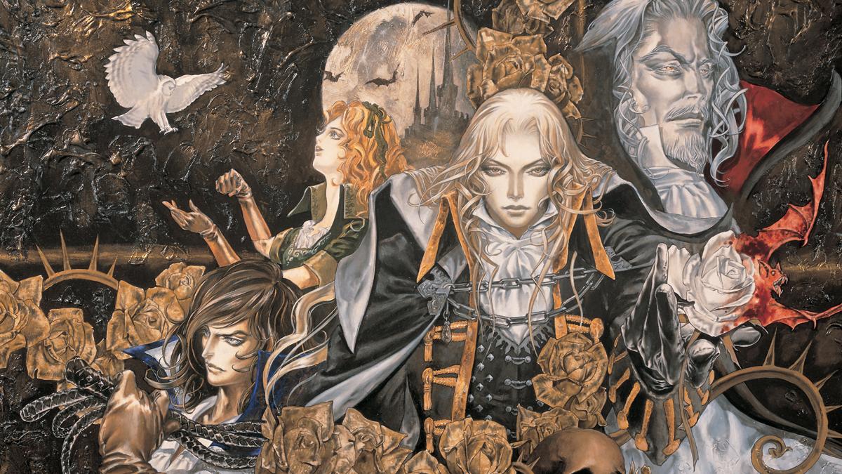 Mobile Monday: Castlevania: Symphony of the Night, Sticky Terms screenshot