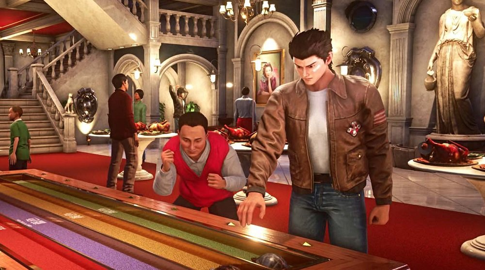 Shenmue III invites you on a 'Big Merry Cruise' March 17 screenshot