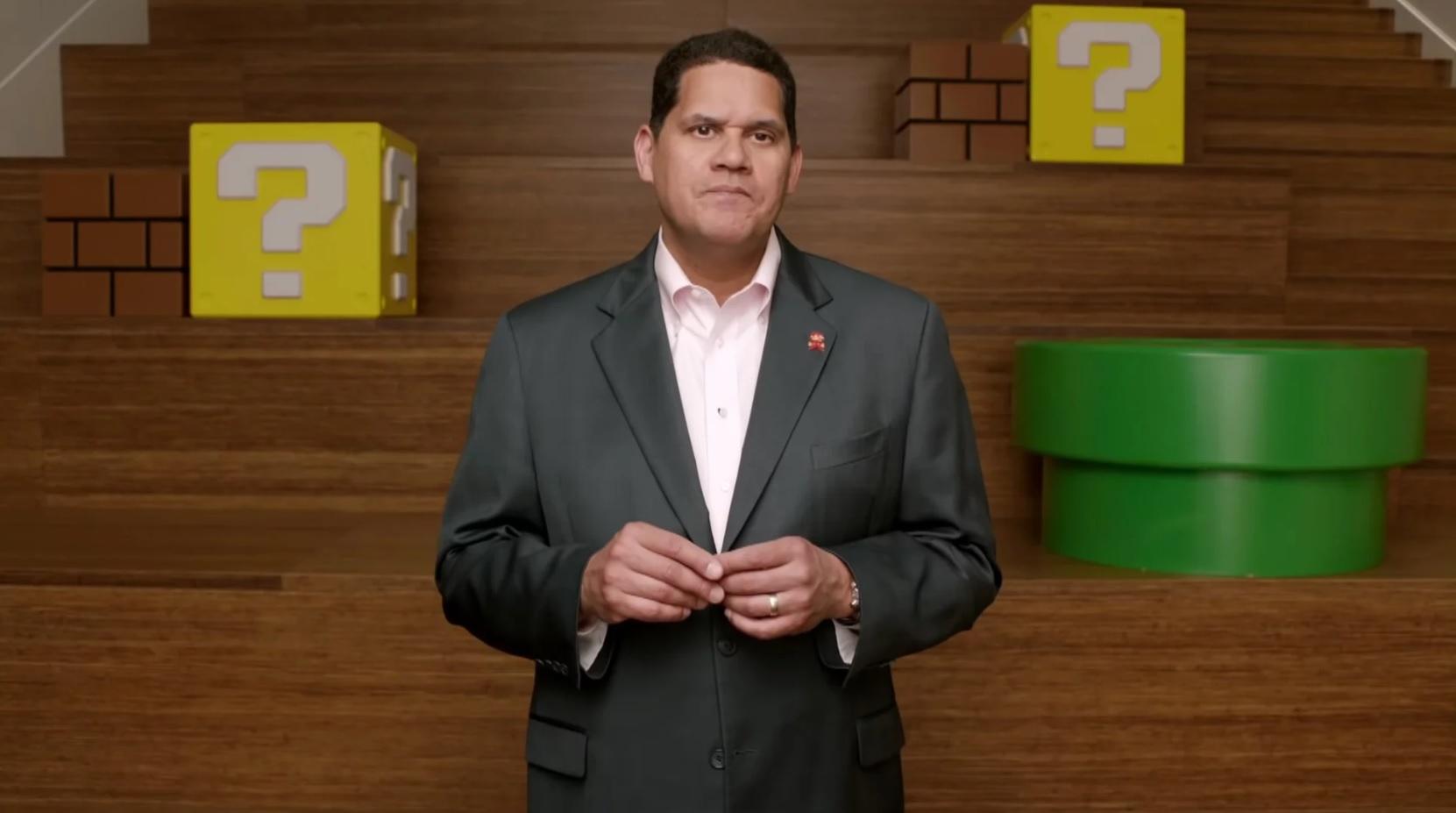 GameStop's new strategy to save itself? Hire Reggie Fils-Aime screenshot
