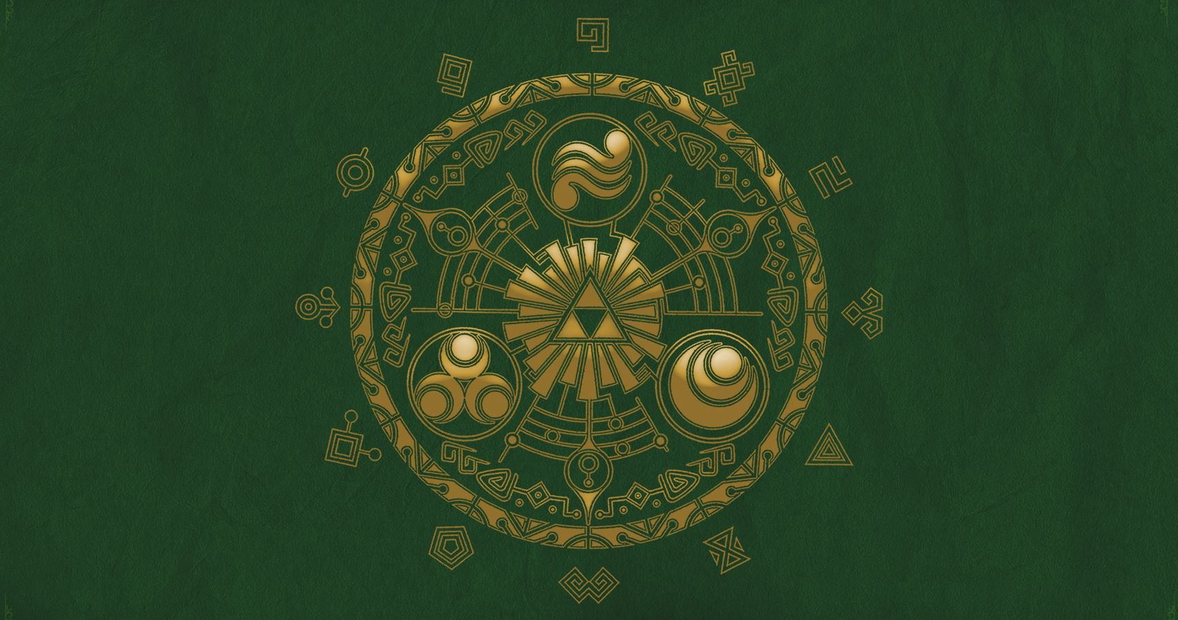 Hyrule Historia, the gigantic tome of all things Zelda, is going digital screenshot