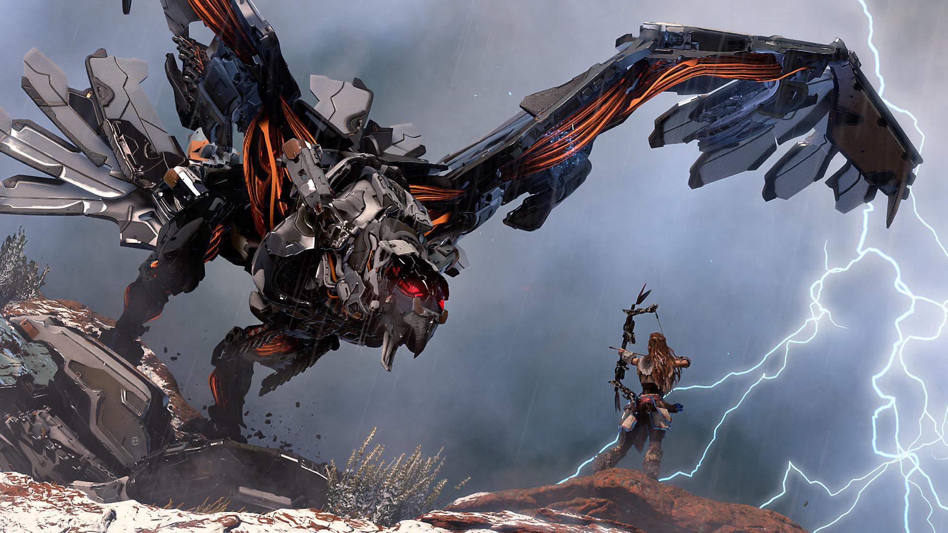 Horizon Zero Dawn is coming to PC since it's a 'great fit' screenshot