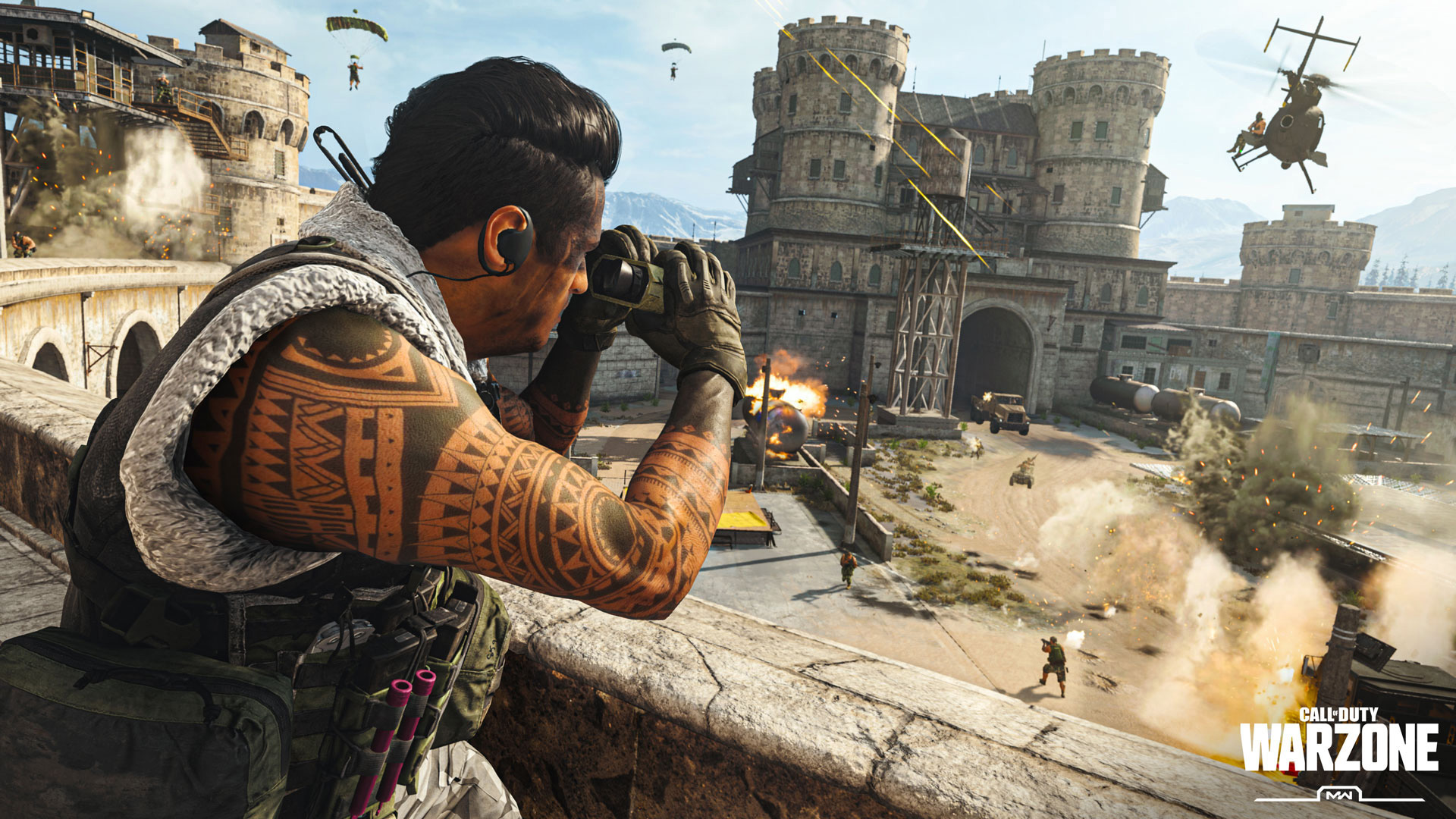 This Guide Can Help You Learn Call Of Duty Warzone S Huge Map