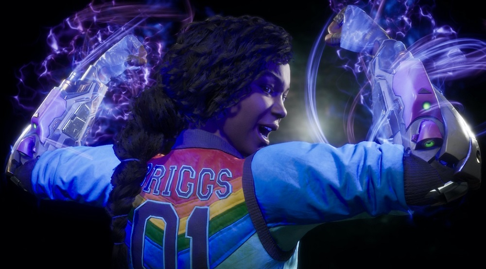 Mortal Kombat 11 patch hopes to improve fight fluidity (and temper Jacqui's pogo power) screenshot
