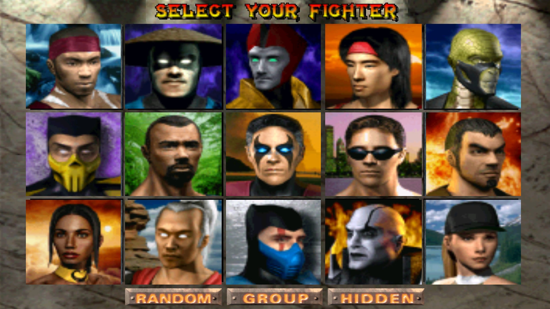 GOG released Mortal Kombat 4 on PC out of nowhere screenshot