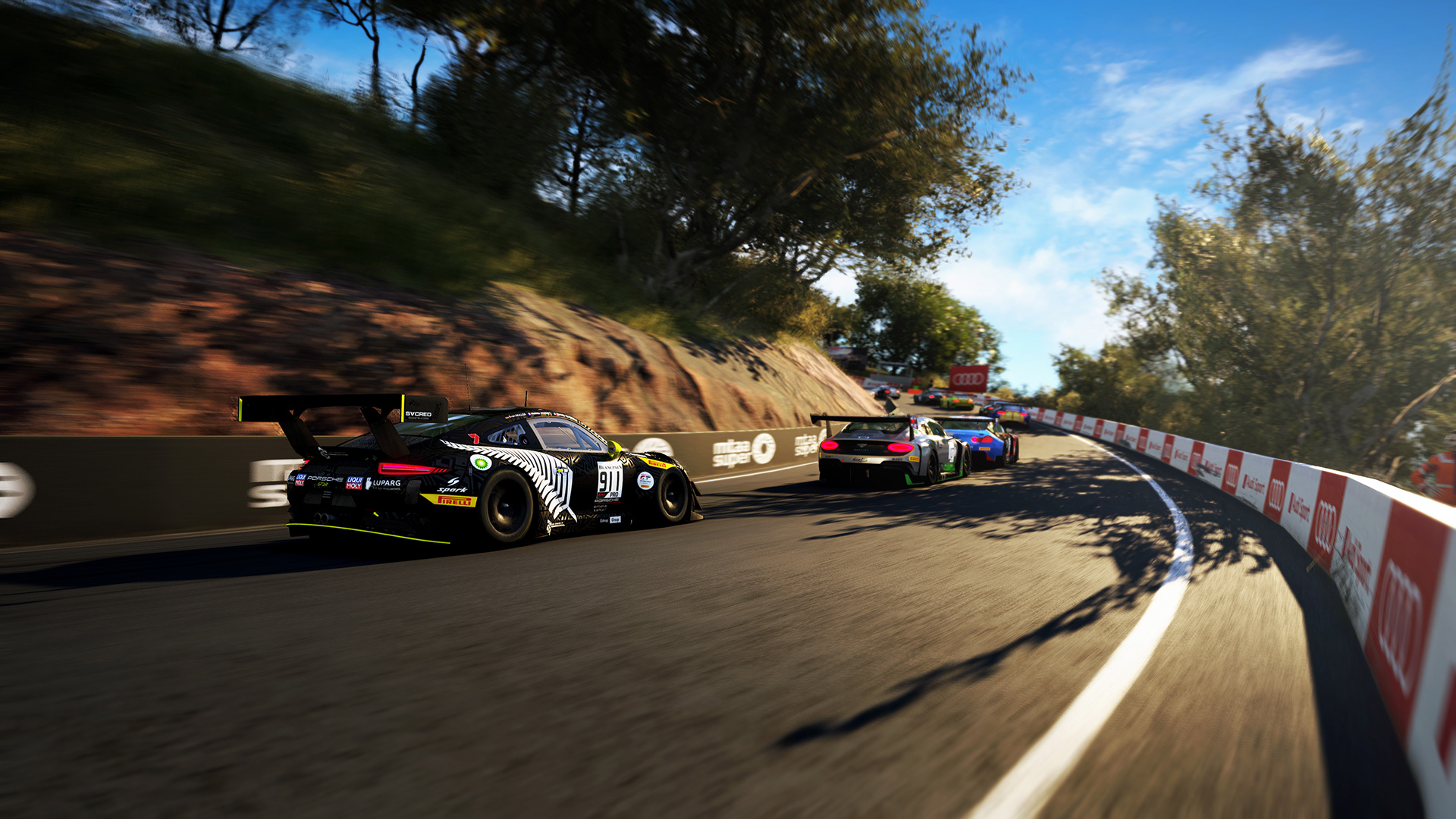 Racing sim Assetto Corsa Competizione headed to PS4, Xbox One screenshot