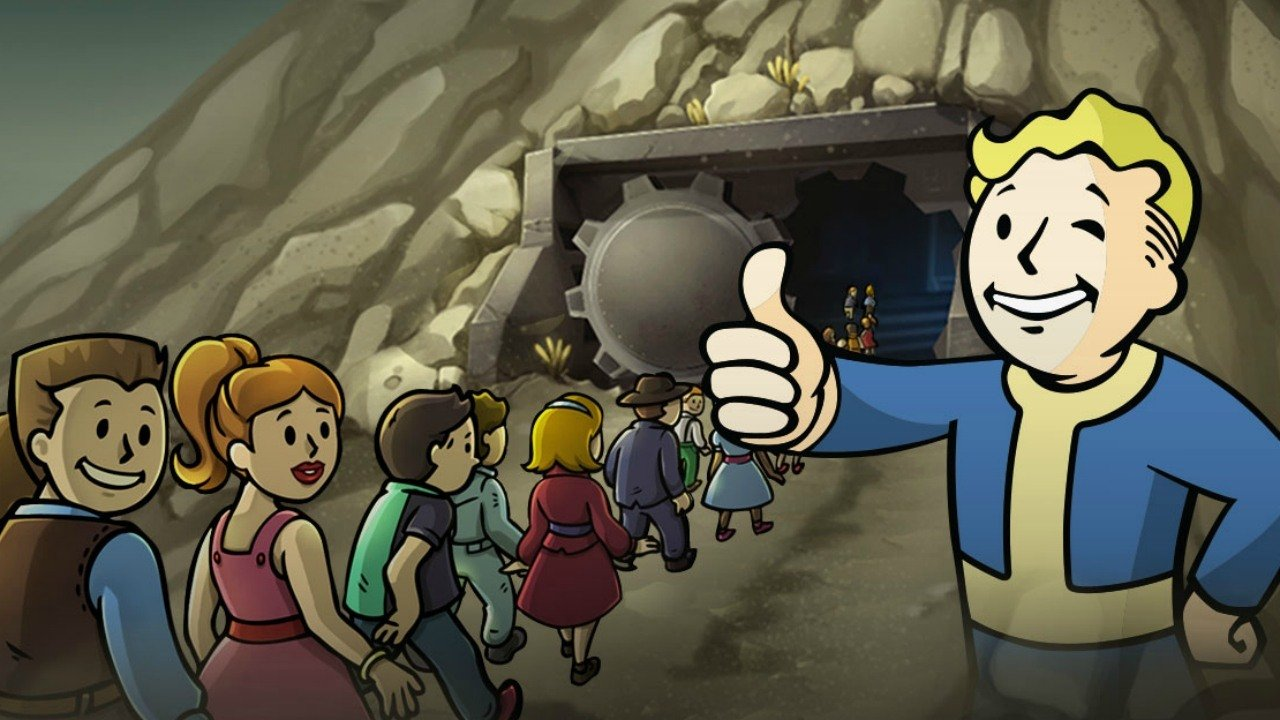 Fallout Shelter is getting an expanded version soon screenshot