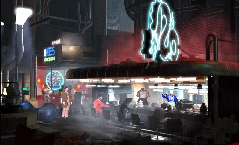 Nightdive is remastering 1997's Blade Runner game screenshot