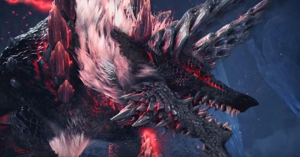 Monster Hunter World: Iceborne PC unleashes the Stygian Zinogre and Safi'jiiva screenshot