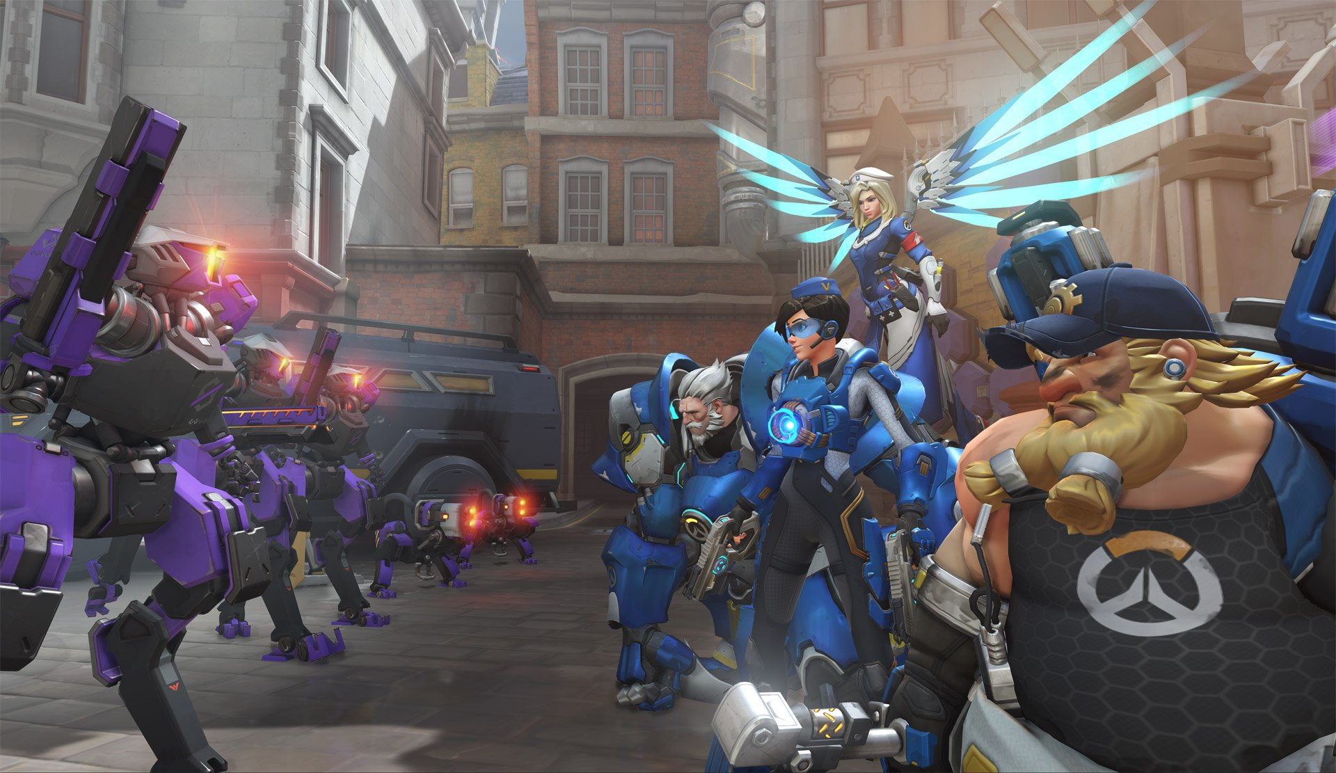 The lead writer of Overwatch has left Blizzard screenshot