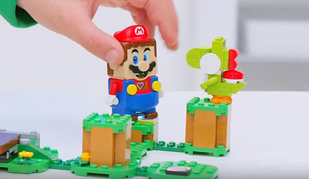 Lego Super Mario interactive playsets coming in 2020 screenshot