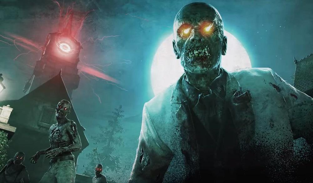 Dare you visit Zombie Army 4's horrific Terror Lab? screenshot
