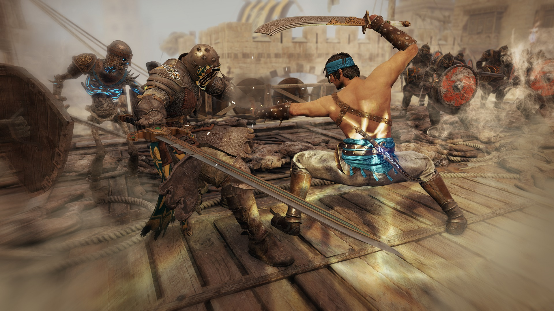 Prince of Persia is back (as a limited-time game mode in For Honor) screenshot