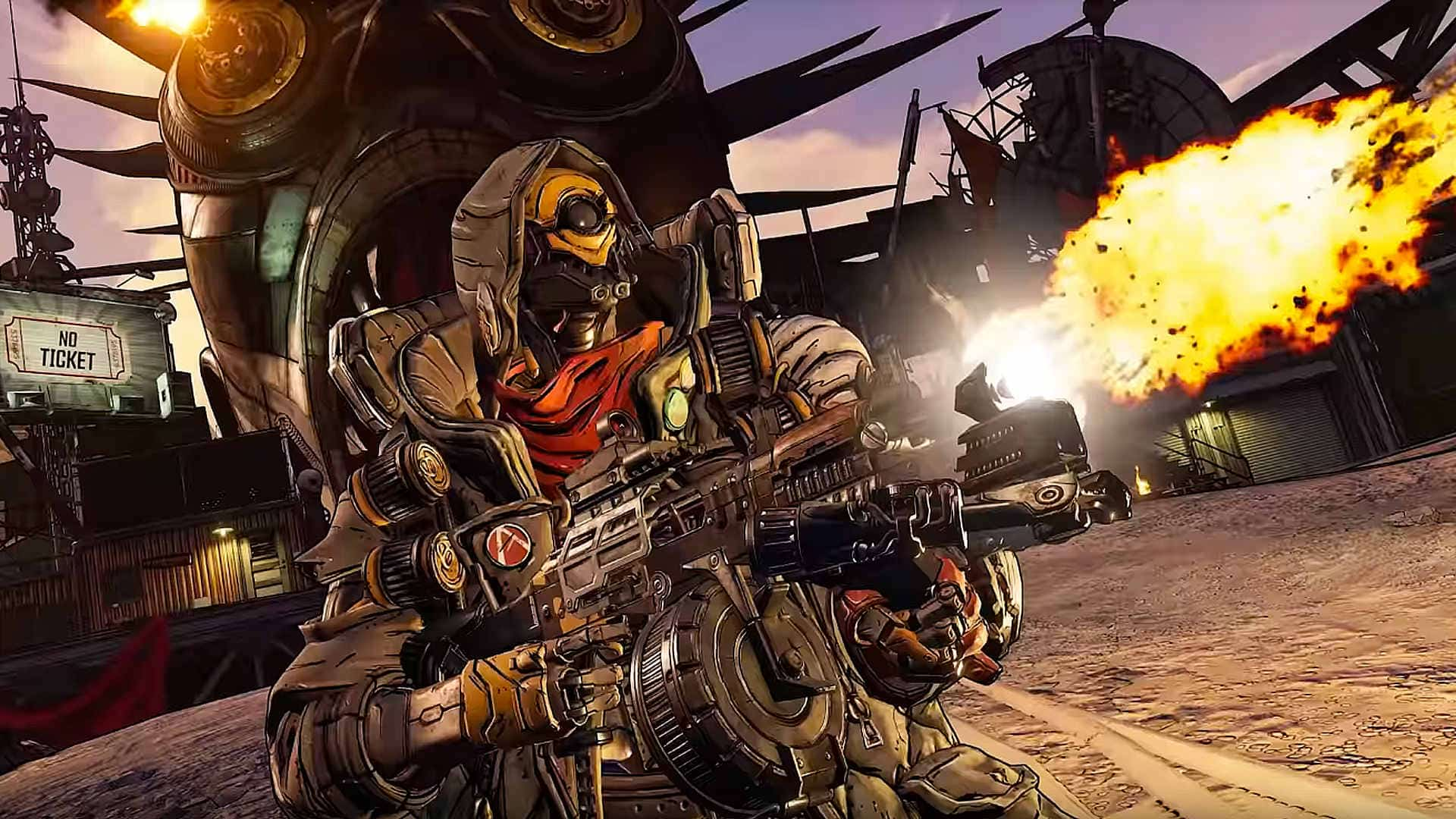 Borderlands 3's new patch takes aim at keeping things challenging for over-leveled characters screenshot