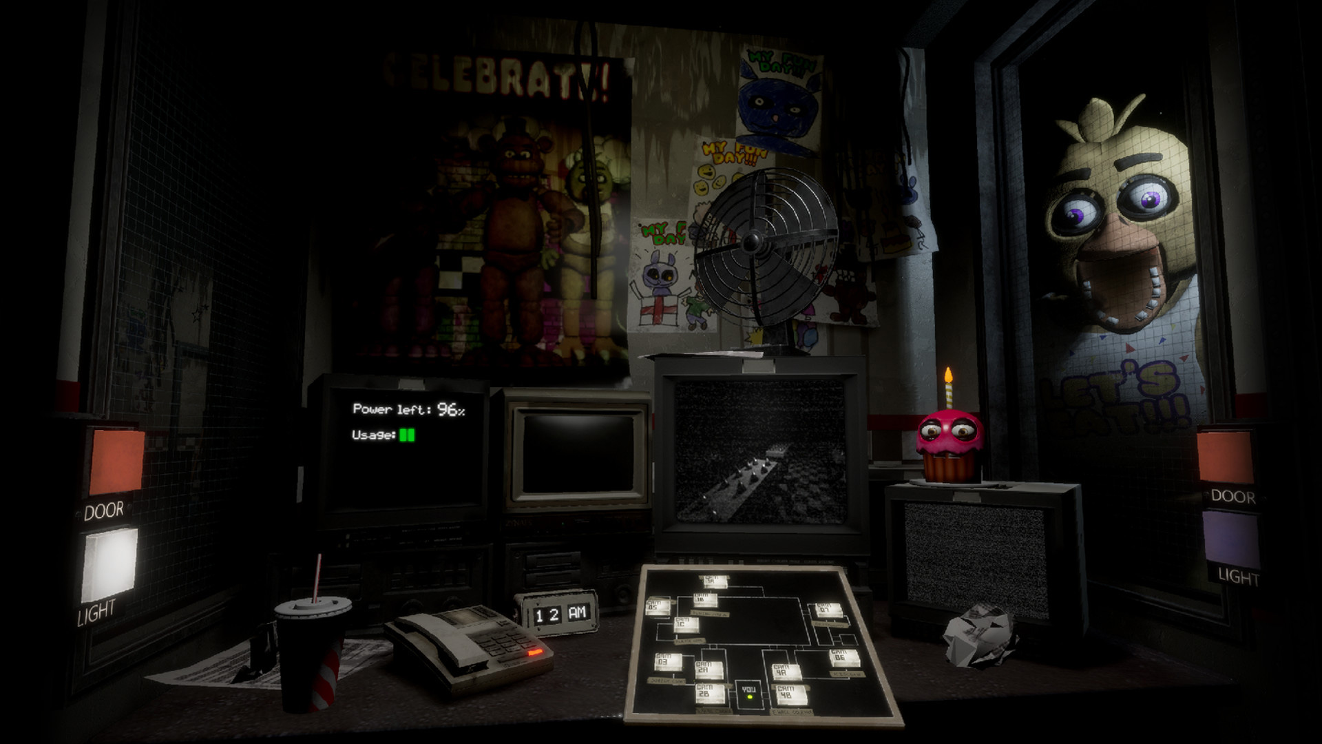 Five Nights at Freddy's: Help Wanted is coming to Switch, Xbox One, and Oculus Quest in 2020 screenshot