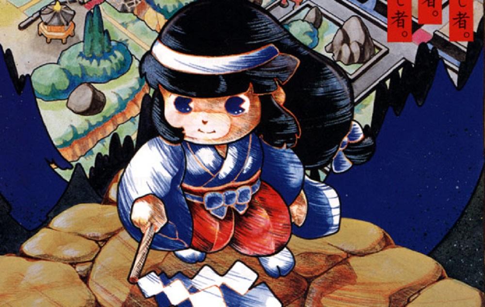 1986 arcade classic KiKi KaiKai returns on Nintendo Switch screenshot
