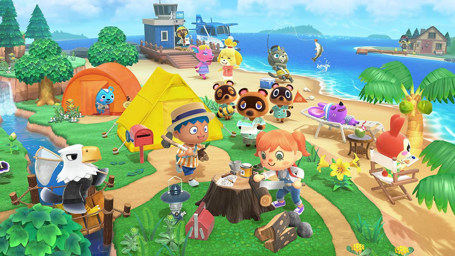 Review: Animal Crossing: New Horizons screenshot