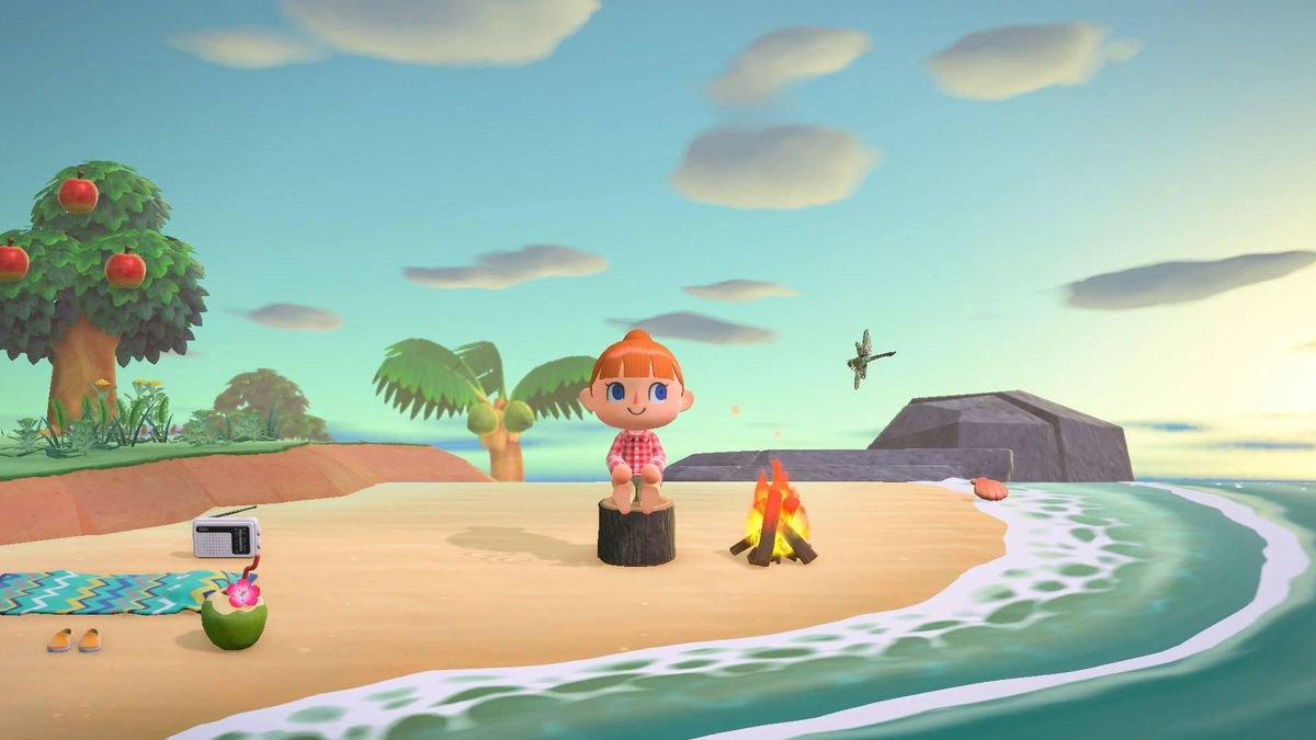 Podtoid's ready to socially distance itself with Animal Crossing: New Horizons screenshot