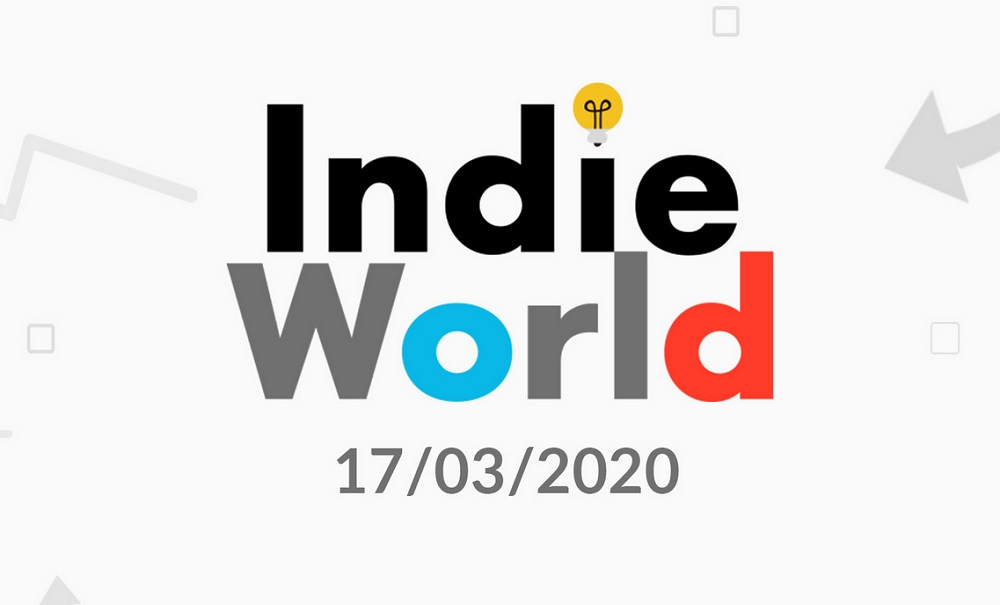 Nintendo Indie World live stream announced for tomorrow screenshot