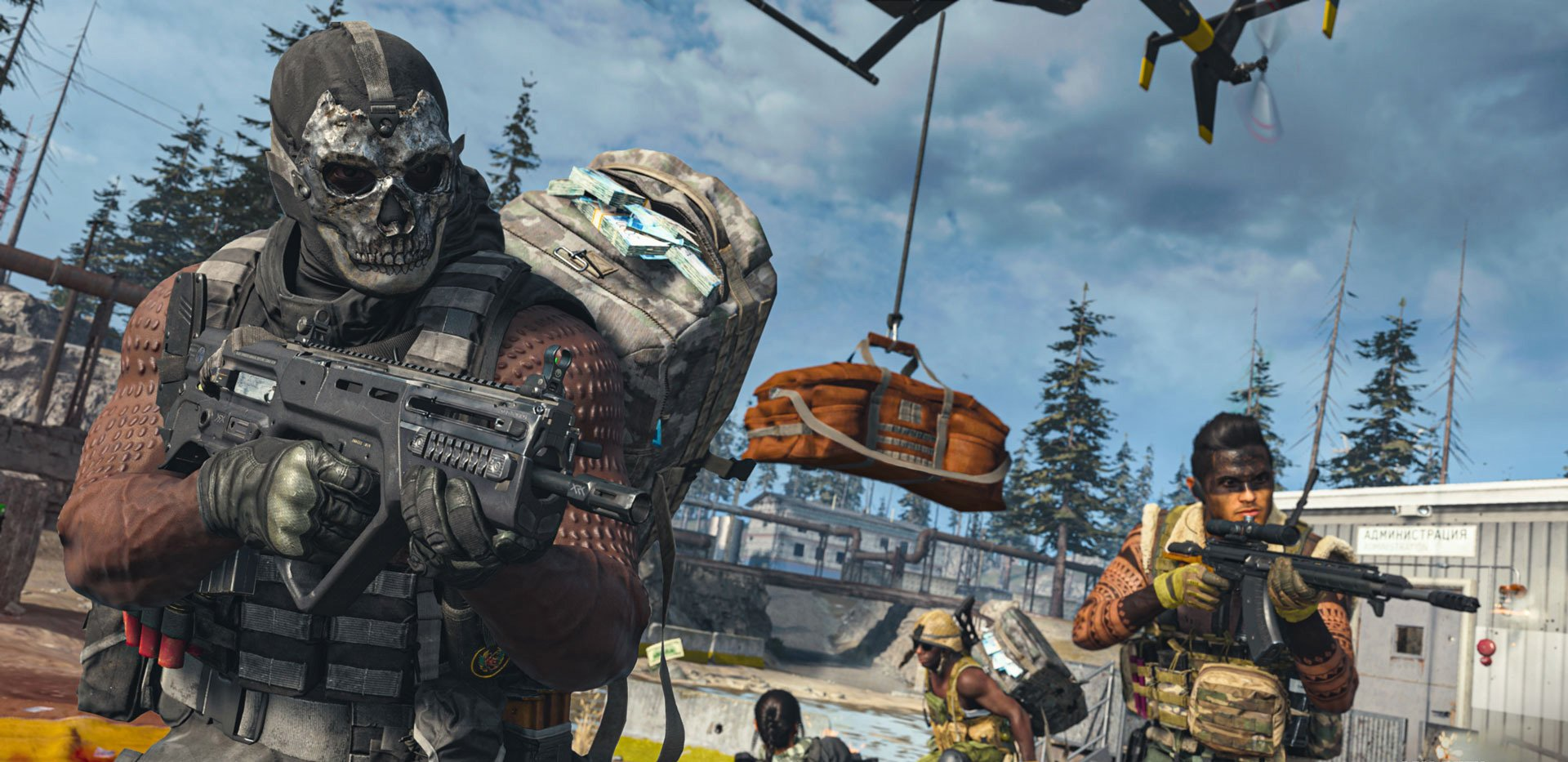 Call of Duty: Warzone is a slick evolution of battle royale screenshot