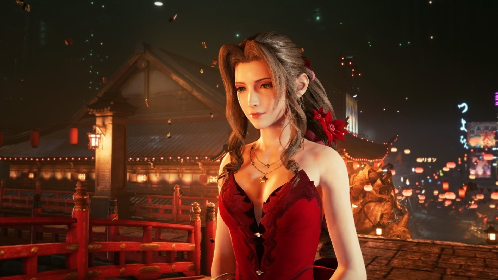 Final Fantasy VII Remake development explored in new video series screenshot