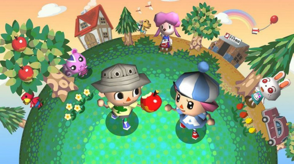 A very Animal Crossing engagement story screenshot