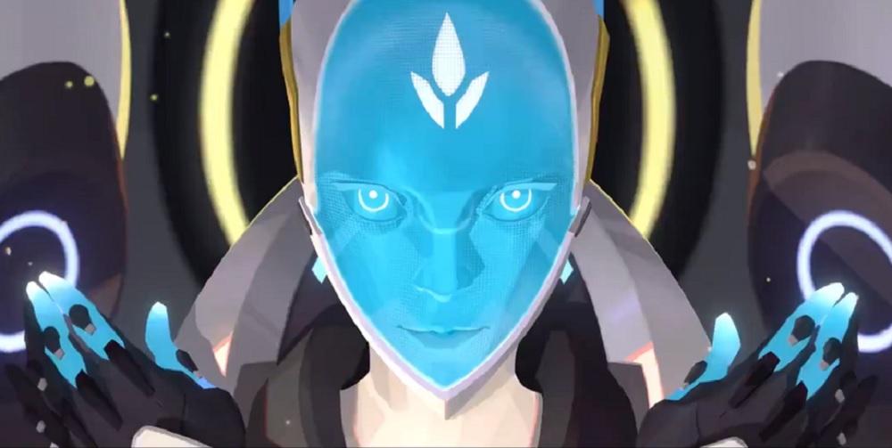 Overwatch reveals Echo, the cutting edge in A.I. technology screenshot