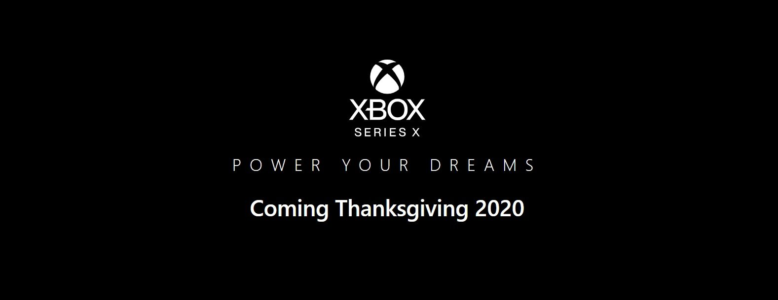 Xbox Series X is launching on Thanksgiving screenshot