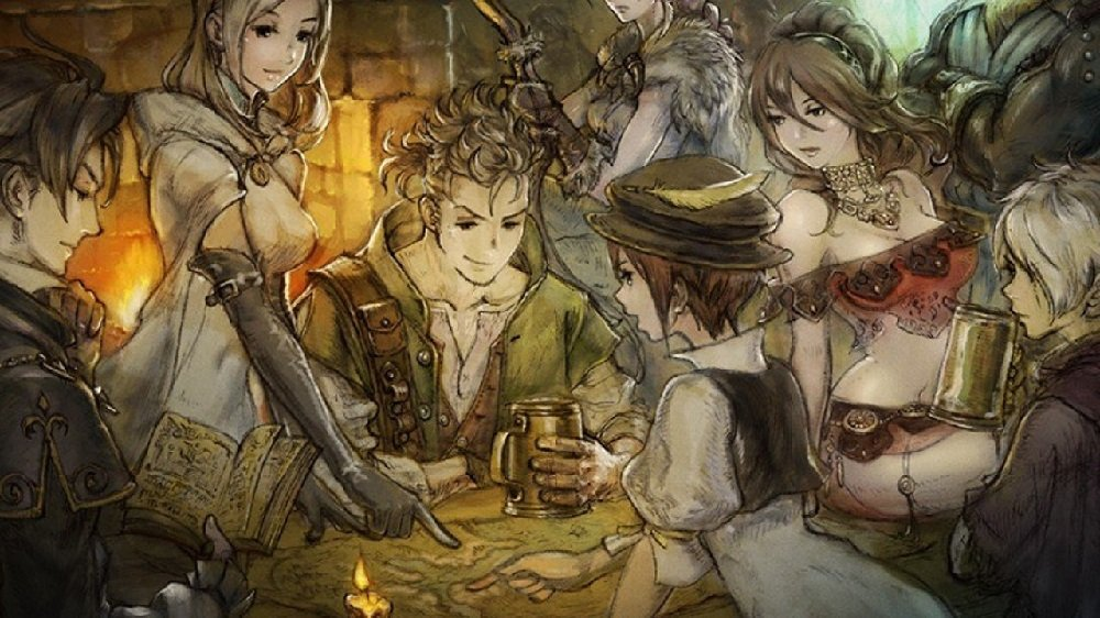 Octopath Traveler passes 2 million global sales and shipments screenshot