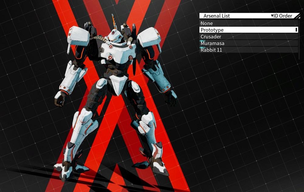 Daemon X Machina 'Prototype Arsenal' bonus returns to PC as paid DLC screenshot
