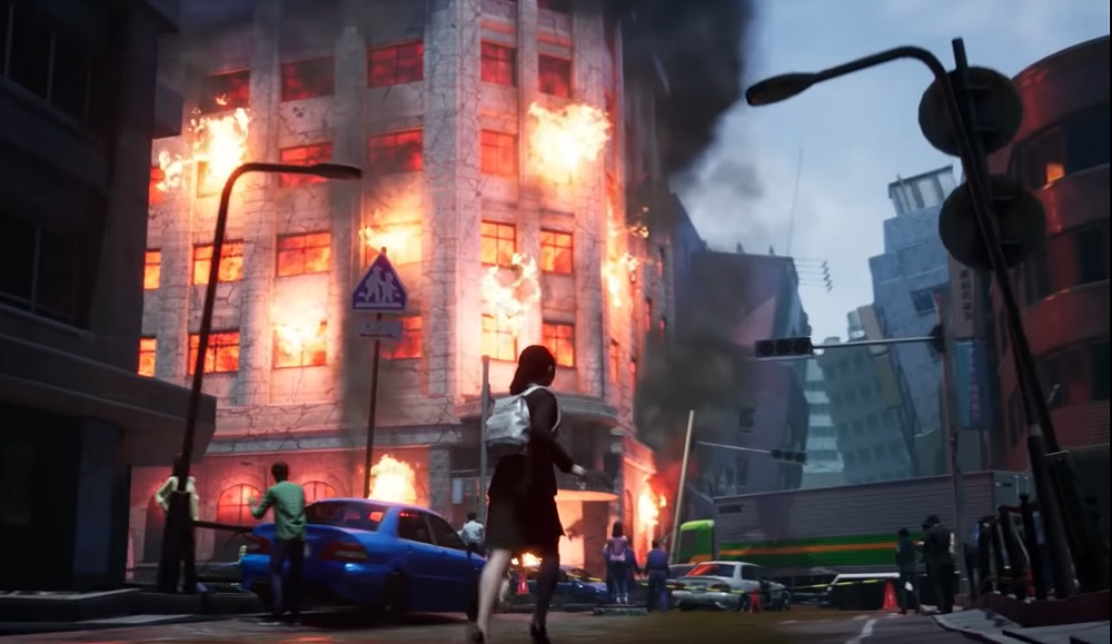 Disaster Report 4: Summer Memories demo now available on PS4 and Switch screenshot