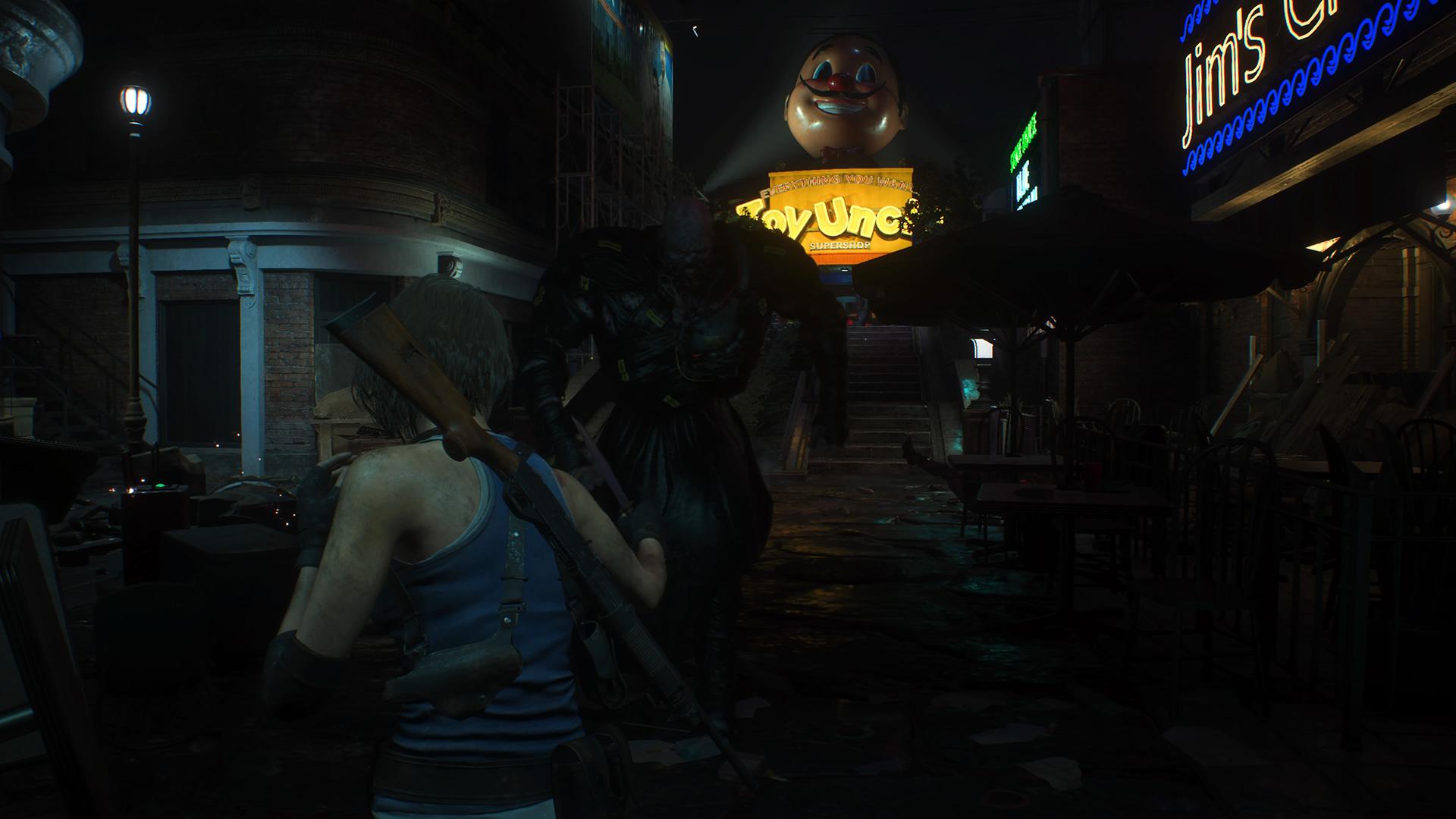 I Can T Delete The Resident Evil 3 Demo Until I Master Dodging