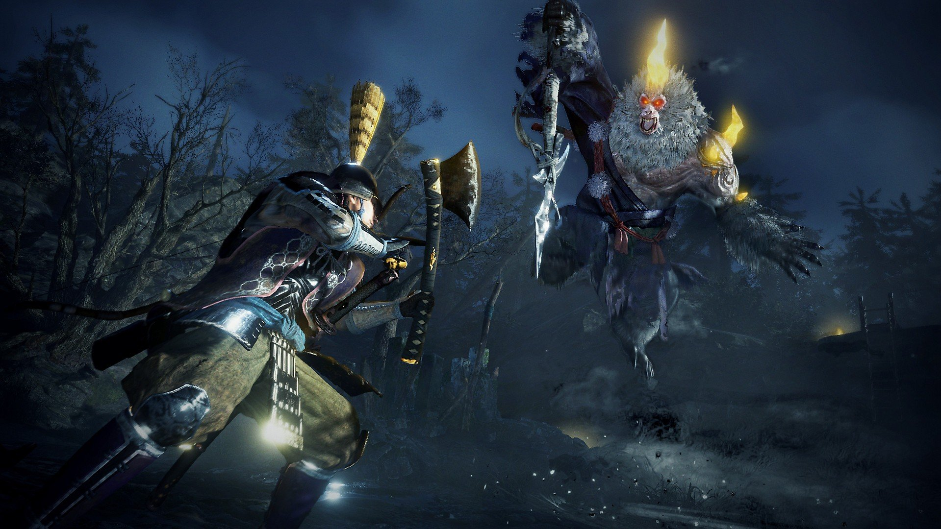 A new Nioh 2 update fixes a ton of bugs, and adds quality of life changes screenshot
