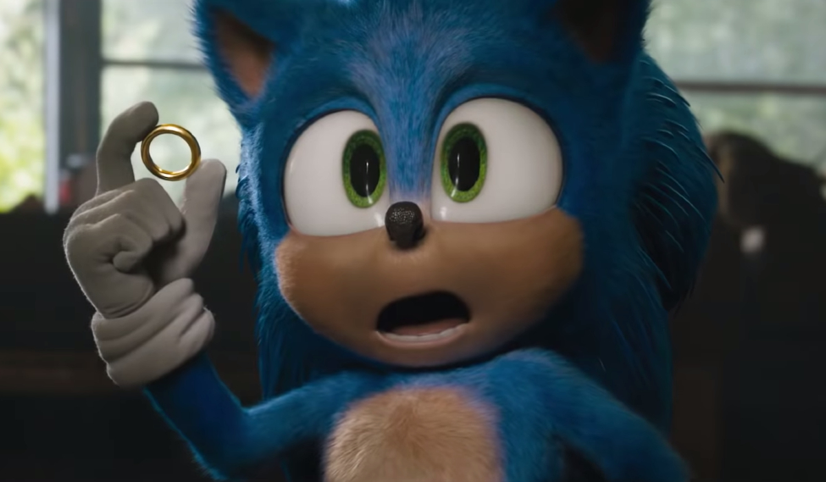 The Sonic movie will be available digitally by the end of March screenshot