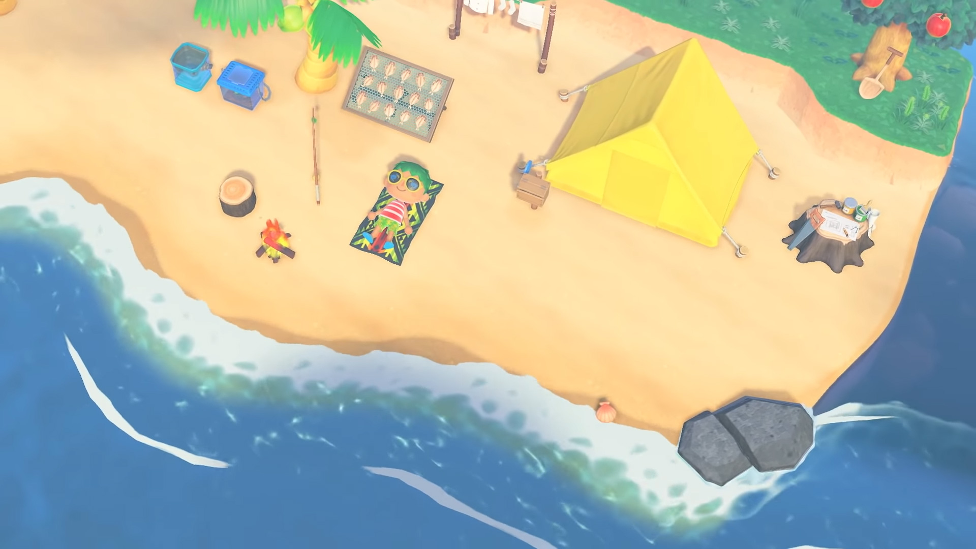 Did you struggle to name your Animal Crossing island? screenshot