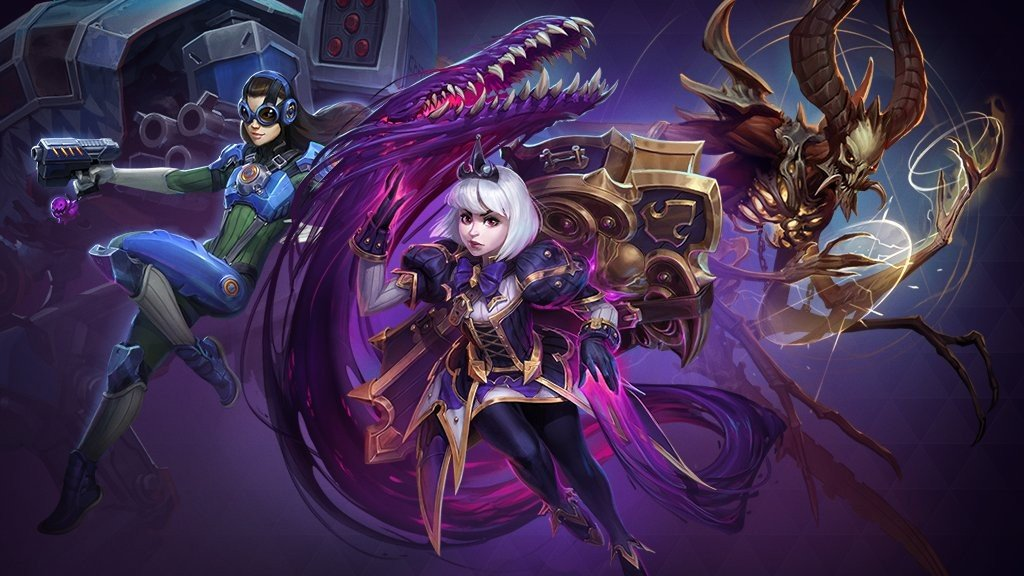 (Update) All Heroes of the Storm characters are free to play until April 2