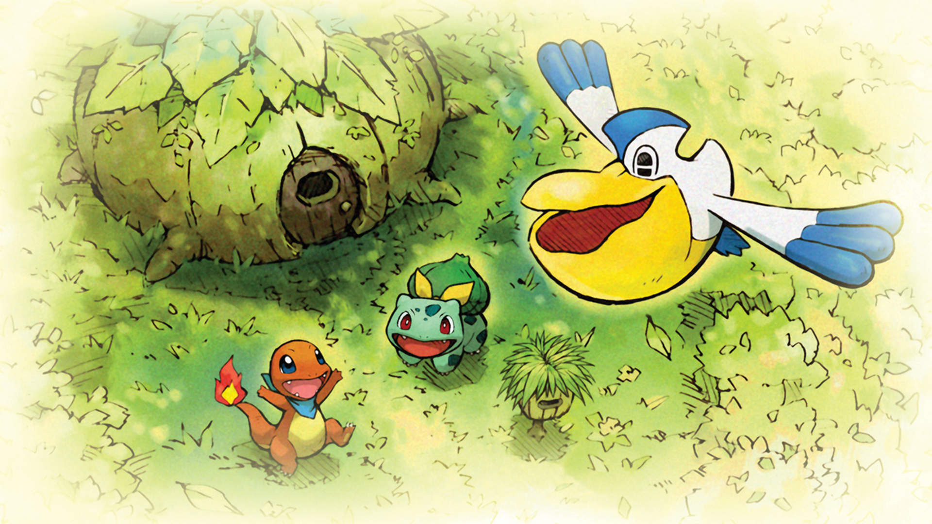 Review Pokemon Mystery Dungeon Rescue Team Dx