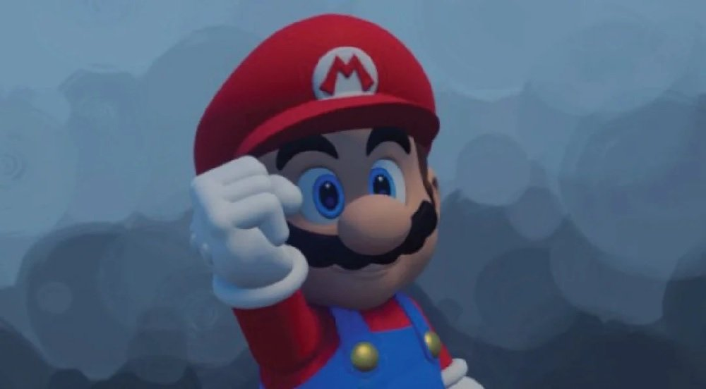 Super Mario asset removed from Dreams at Nintendo's request screenshot