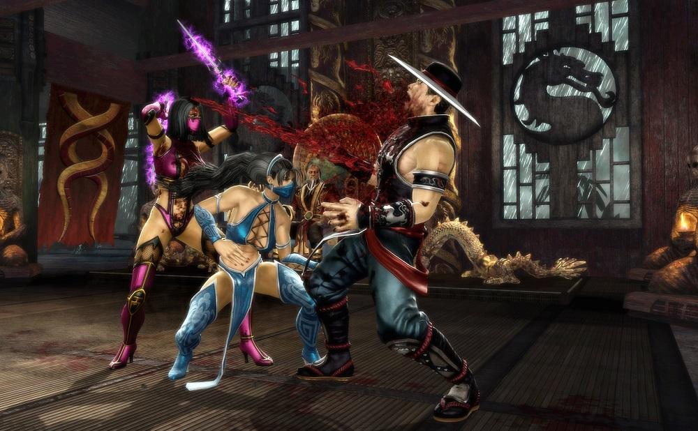 Mortal Kombat 9 vanishes from Steam Store, PS3 multiplayer server shut down screenshot