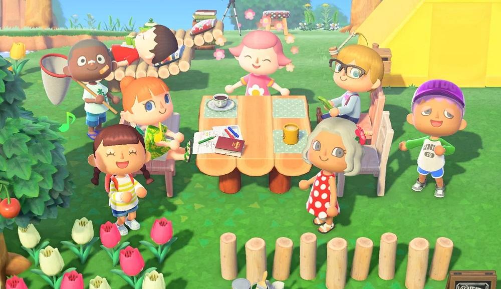Animal Crossing sees record-breaking sales, debuts at top of UK Charts screenshot