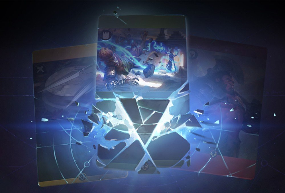 Valve is vaguely teasing something to do with Artifact after no updates for nearly a year screenshot