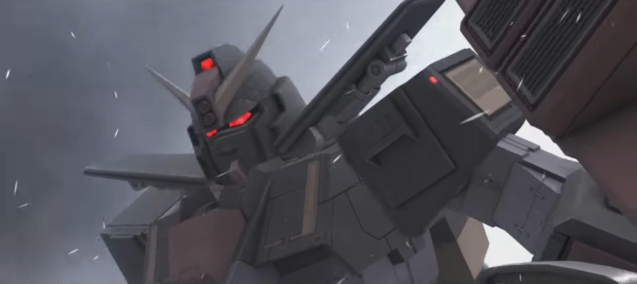 Psyco Gundam terrorizes players in Mobile Suit Gundam: Battle Operation 2's new mode screenshot