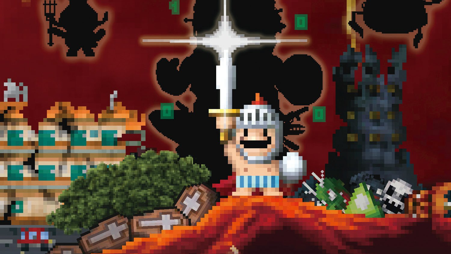 Dandy Dungeon on Switch & Steam is getting a free sequel next month screenshot